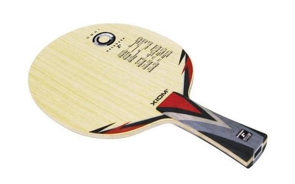 table tennis blade xiom hayabusa z+ plus