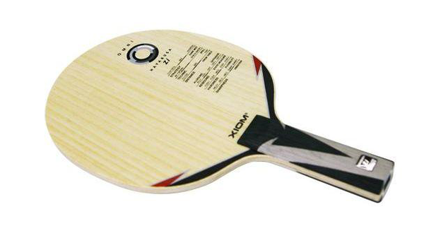 table tennis blade xiom hayabusa zi